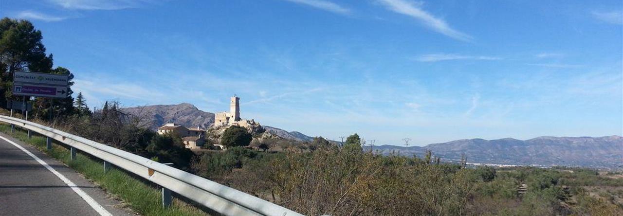 Castillo de Penella