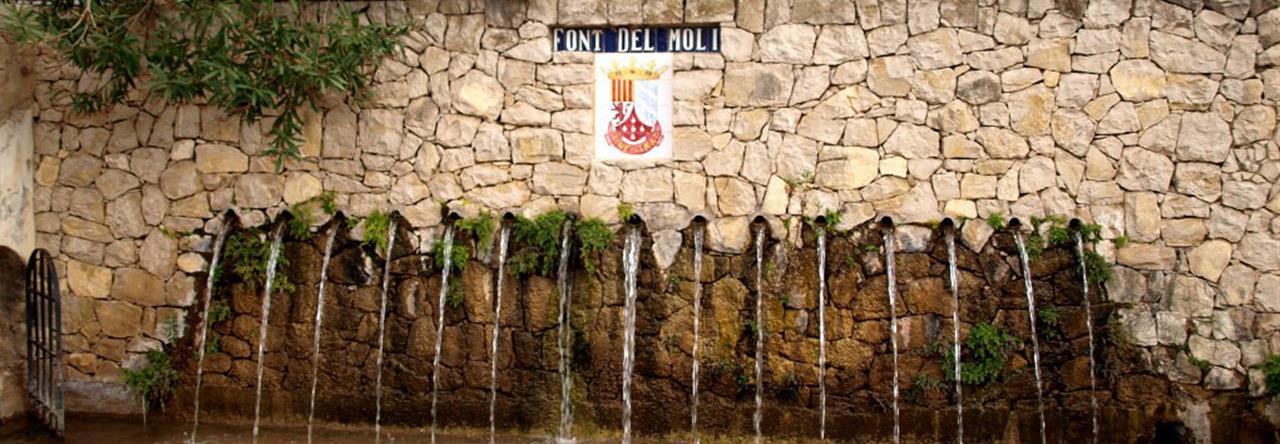 Font del Molí