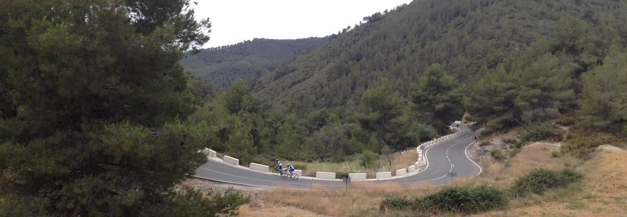 Benidorm Tudons Guadalest Rutas Y Alquiler De Bicicletas En La Costa Blanca Spainrider