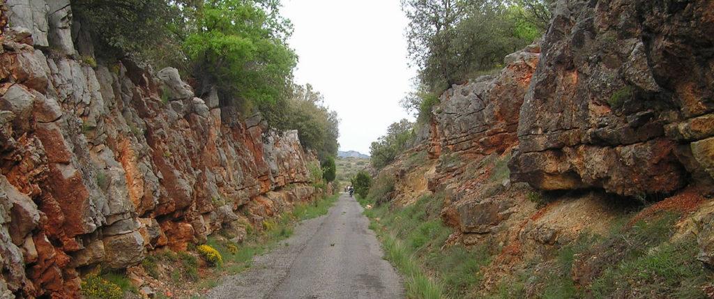 Via verde del Tren Xixarra - Fuente: pacopac