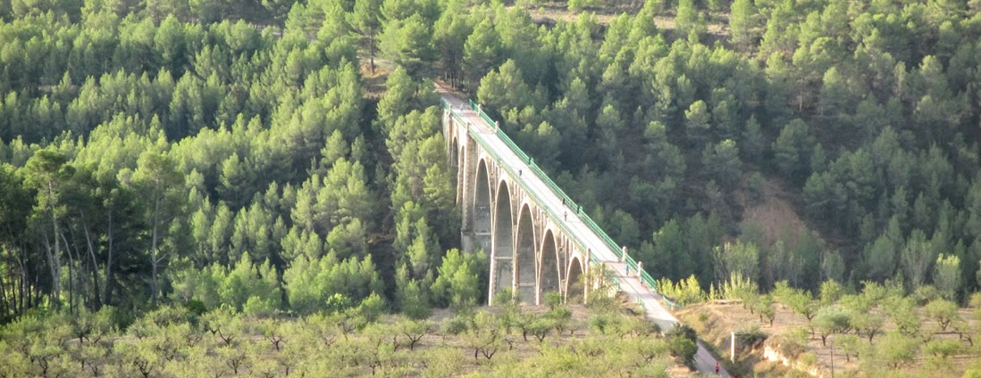 Pont de les 7 Llunes