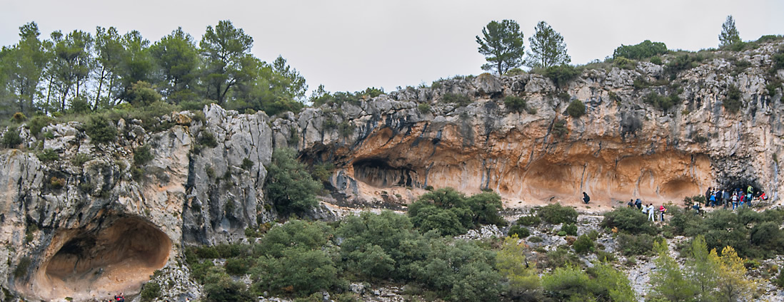 Cuevas de la Sarga